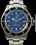 ROLEX 5513 SUBMARINER BLUE COLOR CHANGE DIAL