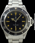 ROLEX REF 5513 SUBMARINER STEEL