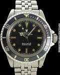 ROLEX REF 5513 SUBMARINER JUBILEE STEEL