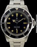 ROLEX 5513 SUBMARINER ORIGINAL PAPERS