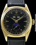 ROLEX REF 6062 ORIGINAL STAR DIAL 18K