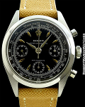 ROLEX CHRONOGRAPH 6234 BLACK DIAL STEEL