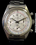 ROLEX 6238 PRE-DAYTONA BLUE AND RED SCALES 1963