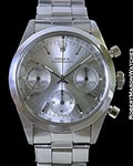 ROLEX 6238 NEW OLD STOCK PRE-DAYTONA CHRONOGRAPH STEEL GRAY DIAL