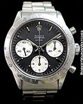 ROLEX 6239 DAYTONA UNPOLISHED STEEL 1967