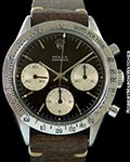 ROLEX DAYTONA 6239 BLACK BIG RED BLACK DIAL STEEL