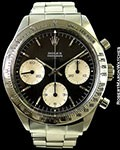 ROLEX 6239 DAYTONA DOUBLE SWISS UNDERLINE DIAL STEEL