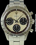 ROLEX 6239 PAUL NEWMAN DAYTONA CHRONOGRAPH STEEL