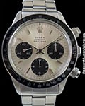 ROLEX 6240 DAYTONA STEEL 1ST YEAR OF PRODUCTION