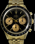 "ROLEX REF 6241 DAYTONA 1.5 M CIRCA 1966 ""EVER ROSE"" EXTREMELY RARE & COLLECTIBLE"