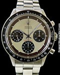 ROLEX 6241 PAUL NEWMAN DAYTONA STEEL CHRONOGRAPH