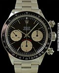ROLEX 6263 BIG RED DAYTONA INCREDIBLE BOX & PAPERS SET