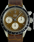 ROLEX REF 6263 DAYTONA 3.9 MILLION SERIAL NUMBER TROPICAL SIGMA DIAL CIRCA 1974