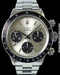 ROLEX 6263 DAYTONA STEEL 2015 RSC PAPERS 2.6M SIGMA DIAL