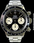ROLEX TIFFANY 6263 DAYTONA STEEL