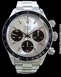 ROLEX 6263 TROPICAL BIG EYE DIAL DAYTONA STEEL