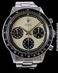 ROLEX 6264 PAUL NEWMAN DAYTONA UNPOLISHED STEEL
