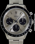 ROLEX REF 6264 DAYTONA IN STAINLESS STEEL INCREDIBLY RARE & MINT