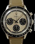 ROLEX 6264 PAUL NEWMAN DAYTONA STEEL