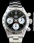 ROLEX 6265 BIG RED DAYTONA STEEL