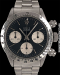 ROLEX REF 6265 DAYTONA EARLY BLACK DIAL CIRCA 1970