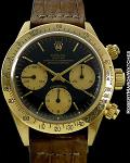 ROLEX REF 6265 DAYTONA 18K MINT CIRCA 1983