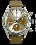 ROLEX 6265 TROPICAL DAYTONA STEEL