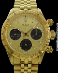 ROLEX 6265 UNPOLISHED 18K DAYTONA