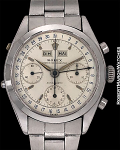 ROLEX 6036 DATOCOMPAX TRIPLE DATE CHRONOGRAPH JEAN CLAUDE KILLY