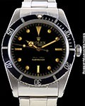 ROLEX SUBMARINER 6536-1 GILT DIAL