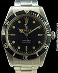 ROLEX SUBMARINER 6536 1 UNDERLINE DIAL