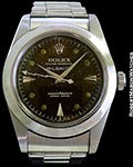 ROLEX 6541 MILGAUSS STEEL ANTI MAGNETIC