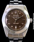ROLEX 6541 TROPICAL MILGAUSS AUTOMATIC STEEL
