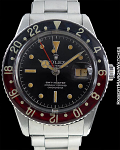 ROLEX 6542 BAKELITE GMT MASTER ALL ORIGINAL CIRCA 1959