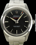 ROLEX MILGAUSS STAINLESS STEEL BOX PAPERS
