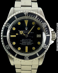 ROLEX SUBMARINER SEA DWELLER