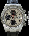 TUDOR TIGER CHRONOGRAPH OPALINE DIAL NEW BOX PAPERS 79280