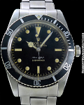 "ROLEX REF 5508 SUBMARINER ""JAMES BOND"" CIRCA 1959"