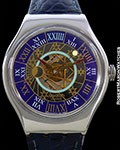 SWATCH TRESOR MAGIQUE PLATINUM AUTOMATIC LIMITED EDITION