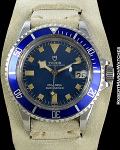 TUDOR 7021 SUBMARINER SNOWFLAKE BLUE