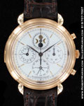 AUDEMARS PIGUET MINUTE REPEATER PERPETUAL CHRONOGRAPH