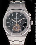 AUDEMARS PIGUET ROYAL OAK TOURBILLION CHRONOGRAPH