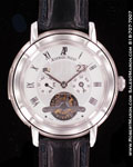 AUDEMARS PIGUET TOURBILLION LARGE DATE