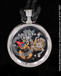 ALAIN SILBERSTEIN POCKETWATCH