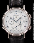 BREGUET POWER RESERVE GMT ALARM 5707