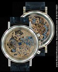 BREGUET SKELETON CHRONOGRAPH 2757 A