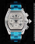 CARTIER ROADSTER CHRONOGRAPH 2618