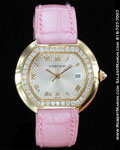 CARTIER LADIES ELLIPSE
