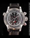 JAEGER LE-COULTRE MASTER COMPRESSOR CHRONOGRAPH