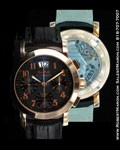 PAUL PICOT 194 FLYBACK CHRONOGRAPH